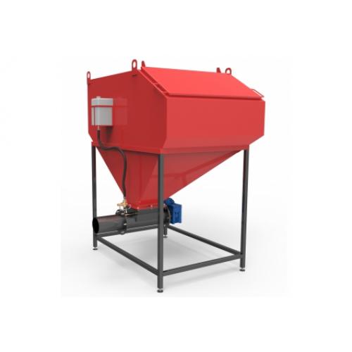 РЕТРА шнековая система подачи топлива 25-100 кВт