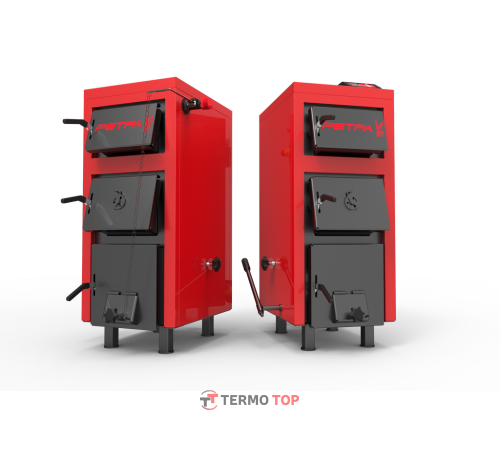 РЕТРА-5М 10-32 кВт твердотопливный котел длительного горения