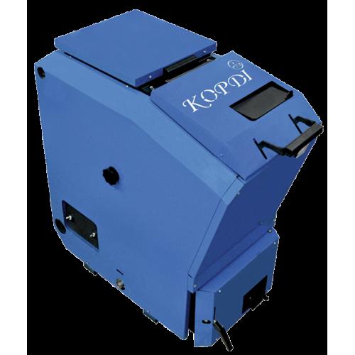 Корди КОТВ 16-40 кВт твердотопливный котел длительного горения
