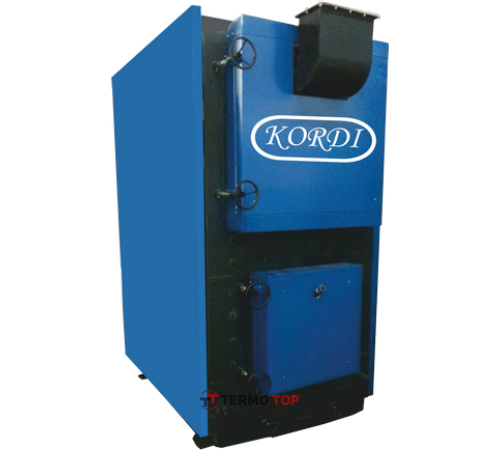 Корди КОТВ 100-750 кВт твердотопливный котел