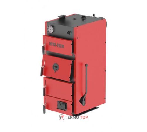 METAL-FACH SE MAX II 10-35 кВт твердотопливный котел