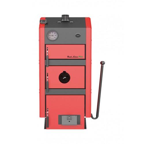 Red Line PLUS (10-30 кВт) твердотопливный котел длительного горения