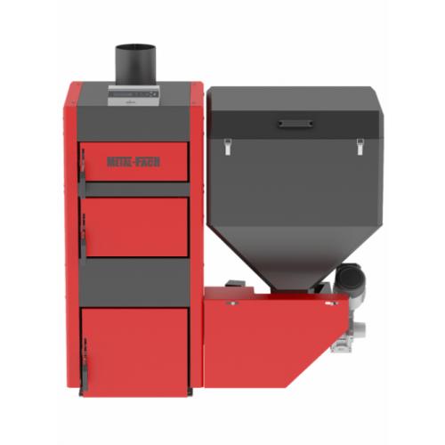 METAL-FACH SMART 15-25 кВт пеллетный котел