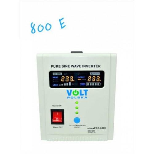 Бесперебойник Volt SINUS PRO E 500/800/1500/3000