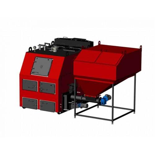 Котел «РЕТРА-4М» 400-2000 кВт пеллетный котел