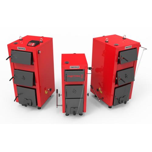 РЕТРА-5М PLUS 10-32 кВт твердотопливный котел длительного горения
