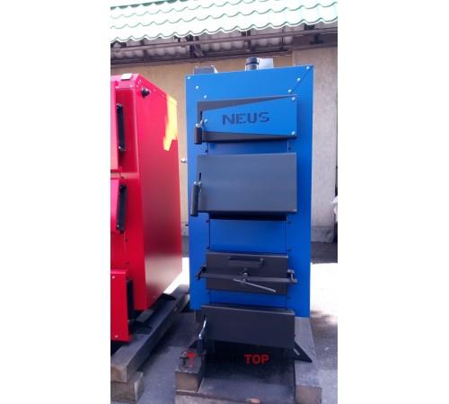 НЕУС-Вичлаз 10 кВт - 120 кВт твердотопливный котел длительного горения