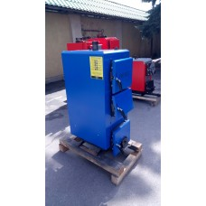 НЕУС КТМ 12-23 кВт твердотопливный котел длительного горения (мех)