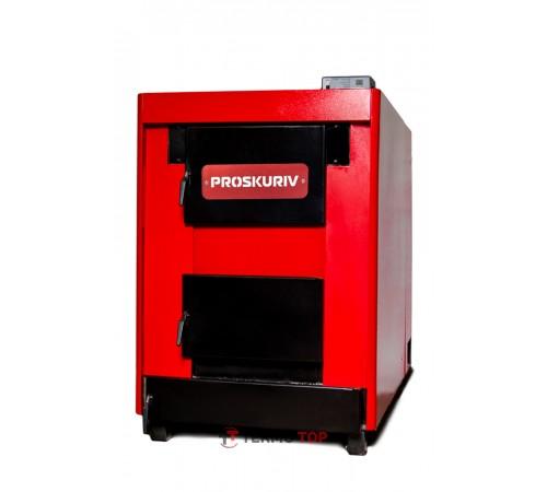Проскуров АОТВ 75-150 кВт твёрдотопливный котёл длительного горения