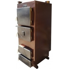 Твердотопливный котел длительного горения SKRAT TVK(P) 10-200 кВт