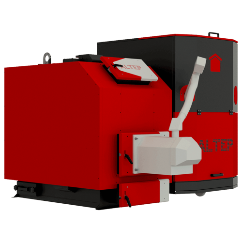 Альтеп TRIO UNI Pellet 80 кВт - 600 кВт пеллетный котел