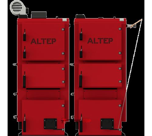 Альтеп DUO PLUS 62-250 кВт (КТ-2Е) твердотопливный котел длительного горения